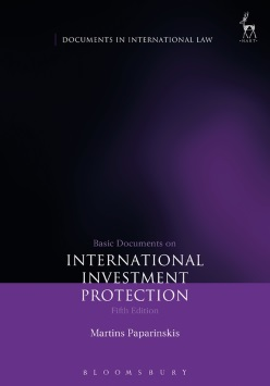 Basic Documents on International Investment Protection