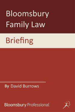 Bloomsbury Family Law Briefing