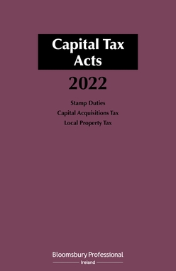 Capital Tax Acts 2020