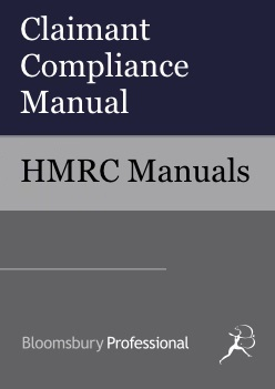 Claimant Compliance Manual