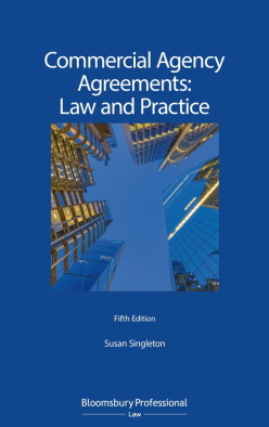 Commercial Agency Agreements: Law and Practice