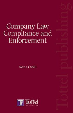 Company Law: Compliance and Enforcement
