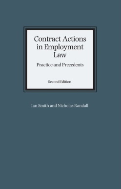 Contract Actions in Employment Law: Practice and Precedents
