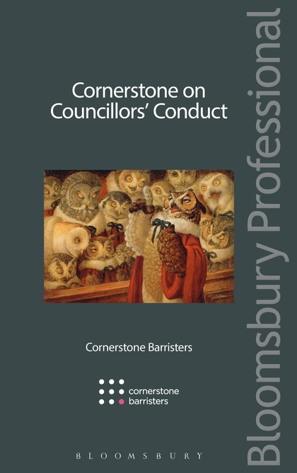 Cornerstone on Councilllor's Conduct