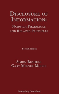 Disclosure of Information: Norwich Pharmacal and Related Principles