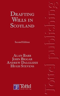 Drafting Wills in Scotland