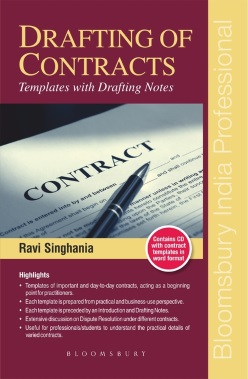 Drafting of Contracts: Templates with Drafting Notes
