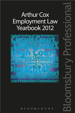 Arthur Cox Employment Law Yearbook 2012