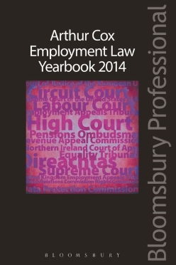 Arthur Cox Employment Law Yearbook 2014