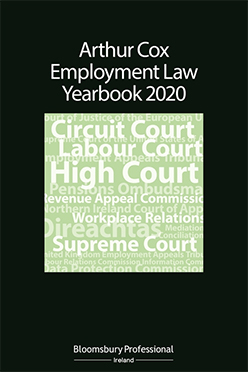 Arthur Cox Employment Law Yearbook 2020