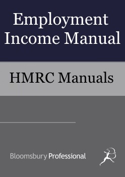 Employment Income Manual