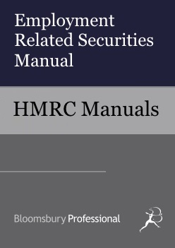 Employment Related Securities Manual