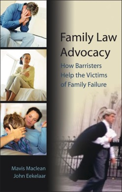 Family Law Advocacy: How Barristers help the Victims of Family Failure