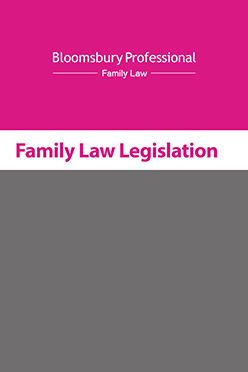 Family Law Legislation