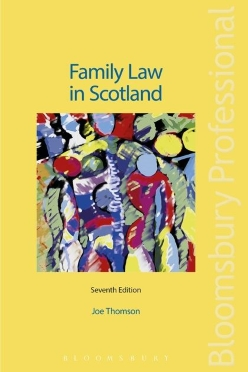 Family Law in Scotland
