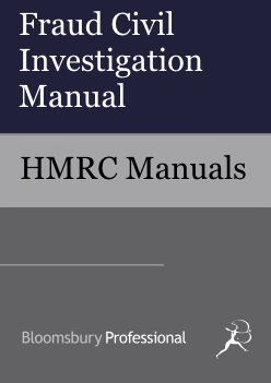 Fraud Civil Investigation Manual
