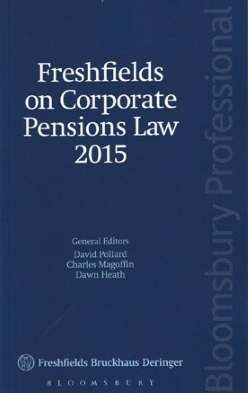 Freshfields on Corporate Pensions Law 2015