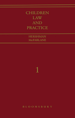 Hershman and McFarlane: Children Law and Practice
