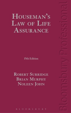 Houseman's Law of Life Assurance