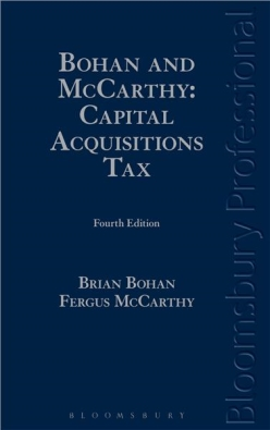 Bohan and McCarthy: Capital Acquisitions Tax