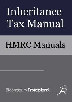 Inheritance Tax Manual