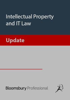 Intellectual Property and IT Law Update