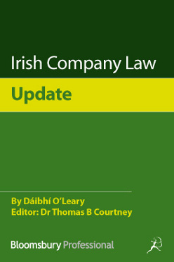 Irish Company Law Update