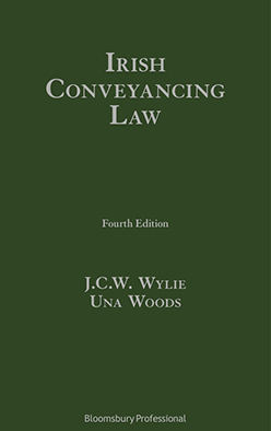 Irish Conveyancing Law