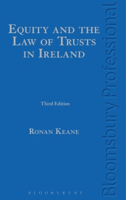 Equity and the Law of Trusts in Ireland