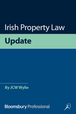 Irish Property Law Update