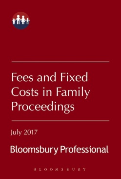 Lawyers' Costs and Fees: Fees and Fixed Costs in Family Proceedings