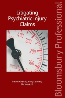 Litigating Psychiatric Injury Claims