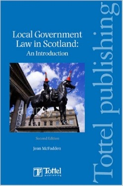 Local Government Law in Scotland