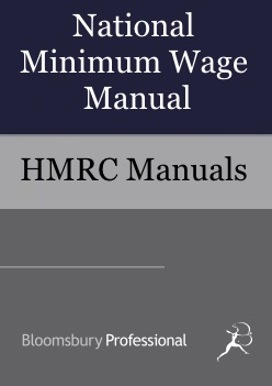 National Minimum Wage Manual
