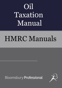 Oil Taxation Manual