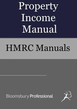 Property Income Manual