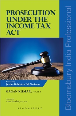 Prosecution under the Income Tax Act