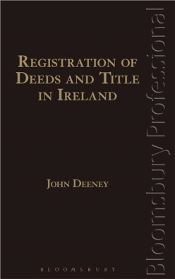 Registration of Deeds and Title in Ireland