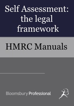 Self Assessment: the legal framework