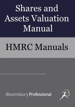Shares and Assets Valuation Manual
