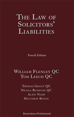 Solicitors' Negligence and Liability