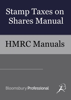 Stamp Taxes on Shares Manual