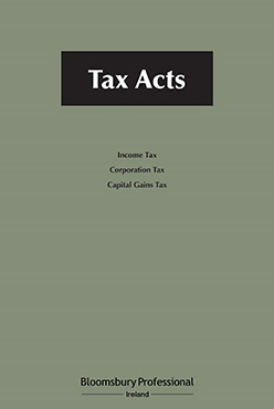 Tax Acts: 2019