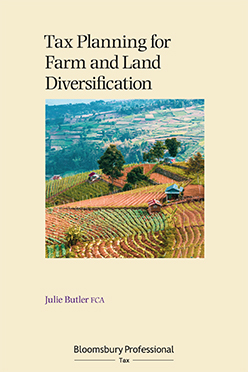 Tax Planning for Farm and Land Diversification