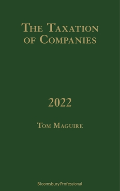 The Taxation of Companies: 2018