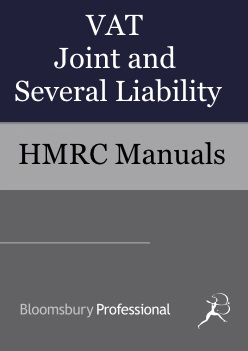 VAT Joint and Several Liability