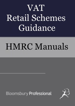 VAT Retail Schemes Guidance
