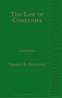 The Law of Private Companies : The Law of Private Companies
